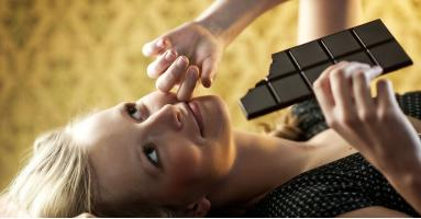 Польза качественного шоколада!
