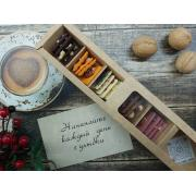 Набор 25 мини плиток шоколада