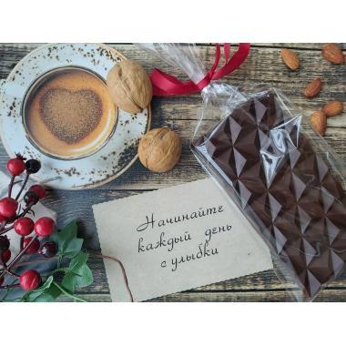 Молочный шоколад с маршмелоу и орео