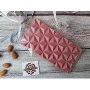 Руби шоколад с орео и сублимированными ягодами