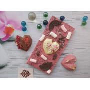 Руби шоколад с орео и сердцем