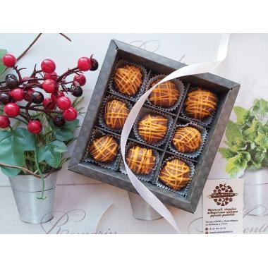 Сырные конфеты трюфели с пармезаном (по весу)
